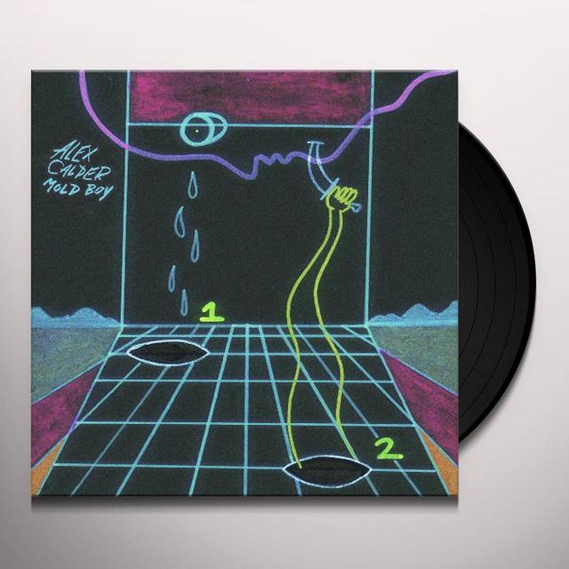 Alex Calder MOLD BOY Vinyl Record - Limited Edition