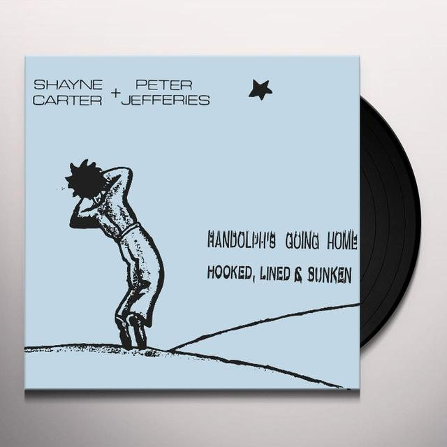 Shayne Carter & Peter Jefferies RANDOLPH'S GOING HOME Vinyl Record - Limited Edition