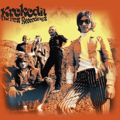 Krokodil FIRST RECORDINGS Vinyl Record