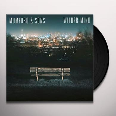 Mumford & Sons WILDER MIND Vinyl Record