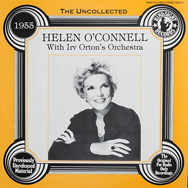 Helen O'Connell / Irv Orton UNCOLLECTED Vinyl Record