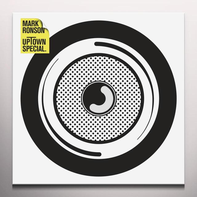 Mark Ronson UPTOWN SPECIAL Vinyl Record - Colored Vinyl, Digital Download Included