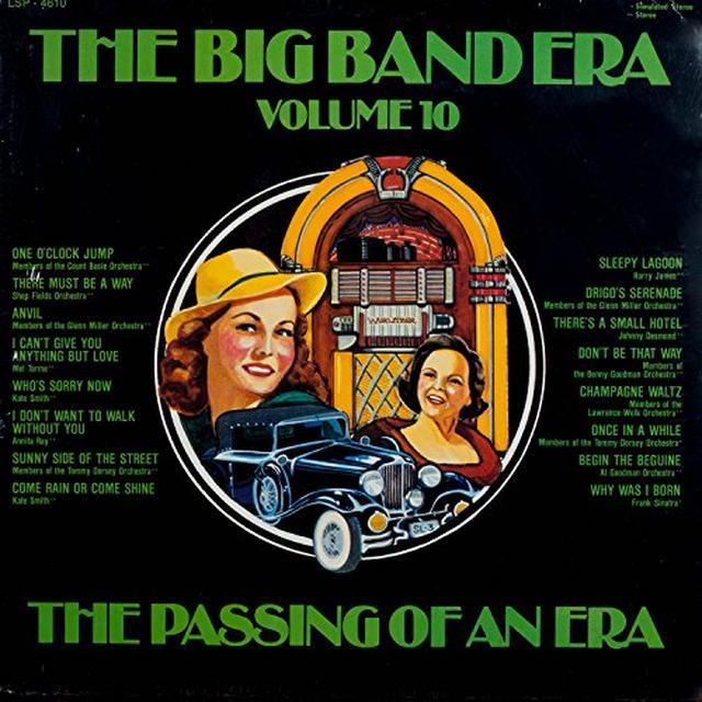 BIG BAND ERA 10 / VARIOUS Vinyl Record
