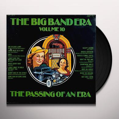 BIG BAND ERA 10 / VARIOUS Vinyl Record