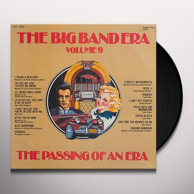BIG BAND ERA 9 / VARIOUS Vinyl Record