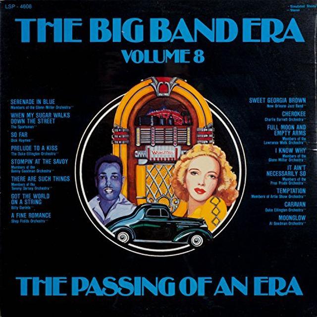 BIG BAND ERA 8 / VARIOUS Vinyl Record