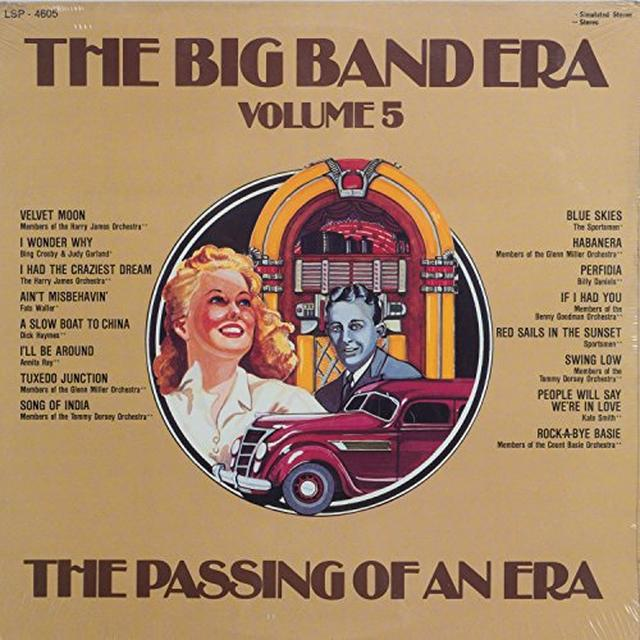 BIG BAND ERA 5 / VARIOUS Vinyl Record