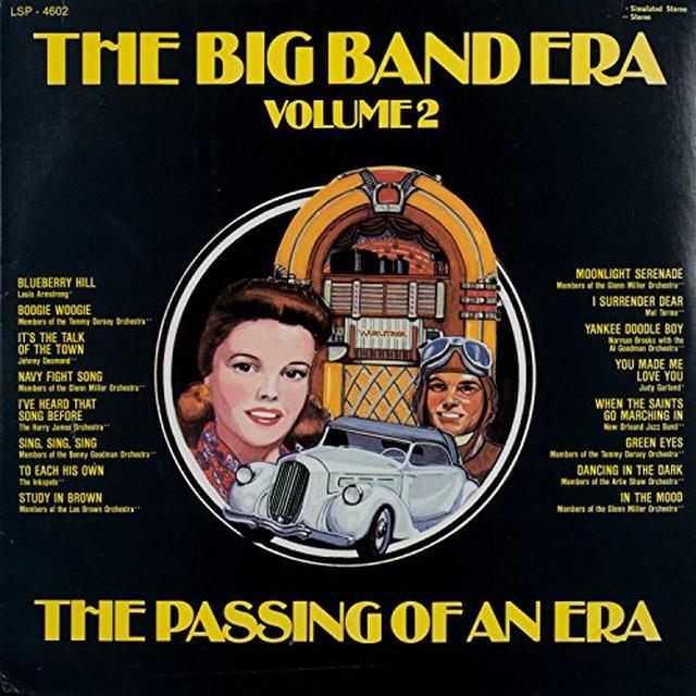 BIG BAND ERA 2 / VARIOUS Vinyl Record