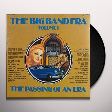 BIG BAND ERA 1 / VARIOUS Vinyl Record