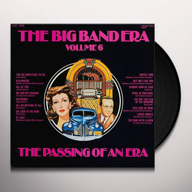 BIG BAND ERA 6 / VARIOUS Vinyl Record