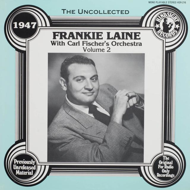 Frankie Laine / Carl Orchestra Fischer'S