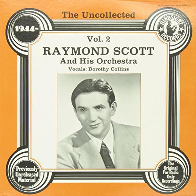 Raymond Scott Orchestra UNCOLLECTED 2 Vinyl Record