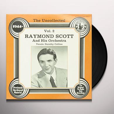 Raymond Scott Orchestra UNCOLLECTED 2 Vinyl Record