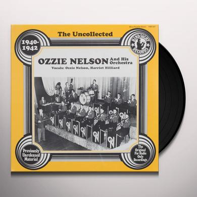 The Ozzie Nelson Orchestra UNCOLLECTED 3 Vinyl Record