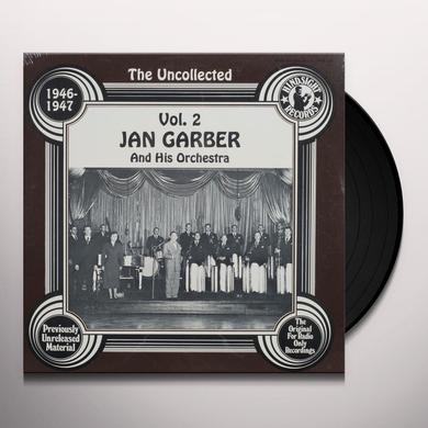 Jan Garber Orchestra UNCOLLECTED 2 Vinyl Record