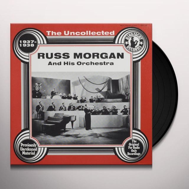 Russ Morgan Orchestra UNCOLLECTED Vinyl Record