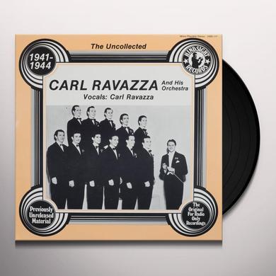 Carl Ravazza Orchestra UNCOLLECTED Vinyl Record