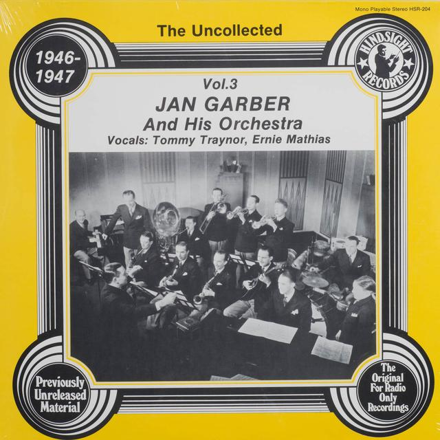 Jan Garber Orchestra