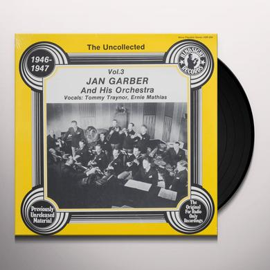 Jan Garber Orchestra UNCOLLECTED 3 Vinyl Record