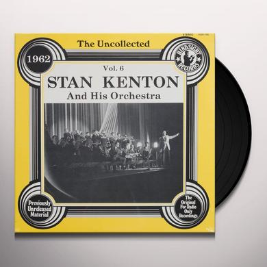 Stan Kenton Orchestra UNCOLLECTED 6 Vinyl Record