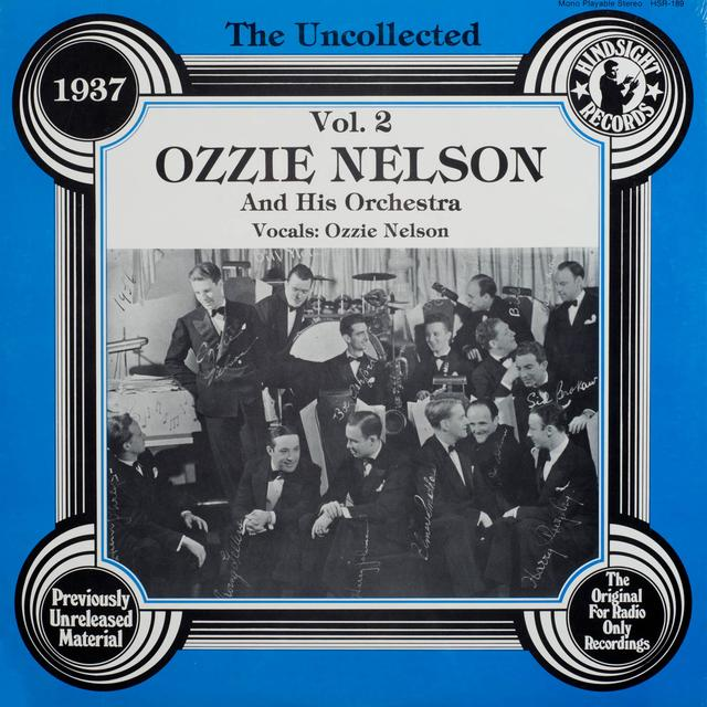 The Ozzie Nelson Orchestra