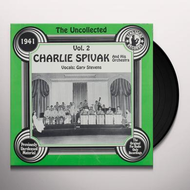 Charlie Spivak & His Orchestra UNCOLLECTED 2 Vinyl Record