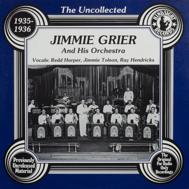 Jimmie Grier Orchestra