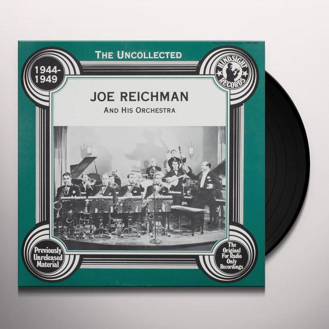 REICHMAN & ORCHESTRA UNCOLLECTED Vinyl Record