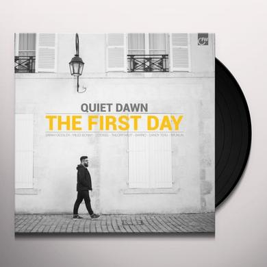 QUIET DAWN FIRST DAY Vinyl Record