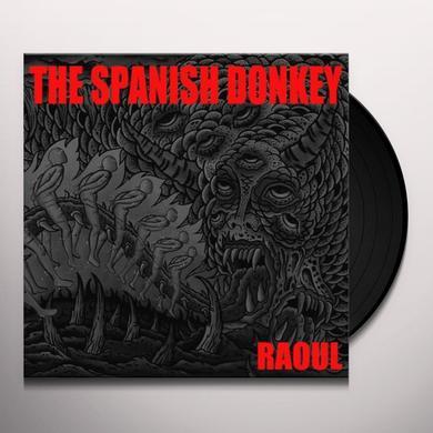 SPANISH DONKEY RAOUL Vinyl Record