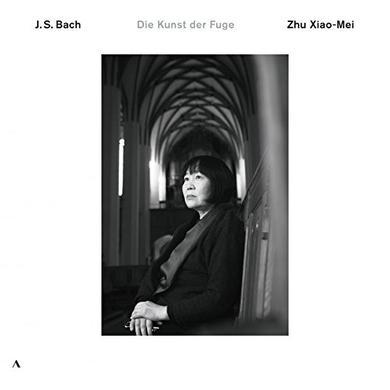 J.S. Bach / Zhu Xiao-Mei ART OF FUGUE Vinyl Record
