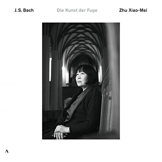 J.S. Bach / Zhu Xiao-Mei ART OF FUGUE Vinyl Record
