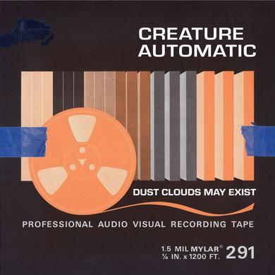 CREATURE AUTOMATIC DUST CLOUDS MAY EXIST Vinyl Record