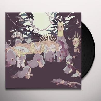 Cuushe NIGHT LINES Vinyl Record - 10 Inch Single