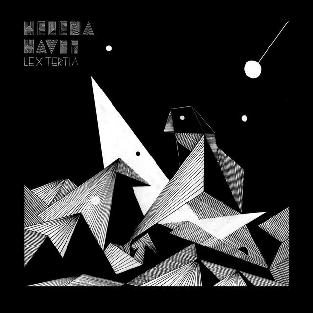 Helena Hauff LEX TERTIA Vinyl Record