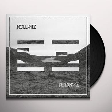 KOLLWITZ DISSONANCE Vinyl Record - w/CD