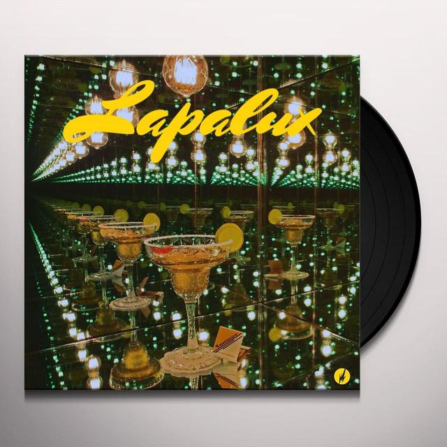 Lapalux LUSTMORE Vinyl Record - Colored Vinyl, Deluxe Edition, Digital Download Included