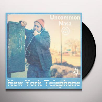 UNCOMMON NASA NEW YORK TELEPHONE Vinyl Record