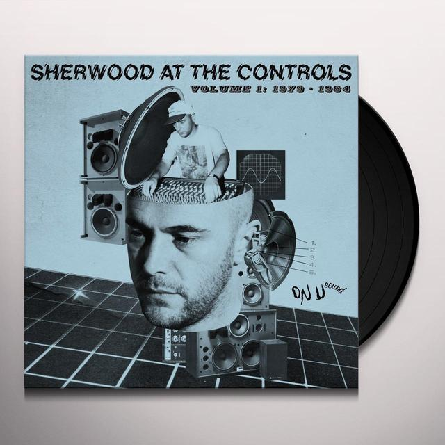 SHERWOOD AT THE CONTROLS 1 / VARIOUS (DLCD) SHERWOOD AT THE CONTROLS 1 / VARIOUS Vinyl Record - Digital Download Included