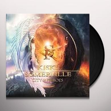 KISKE / SOMERVILLE CITY OF HEROES Vinyl Record