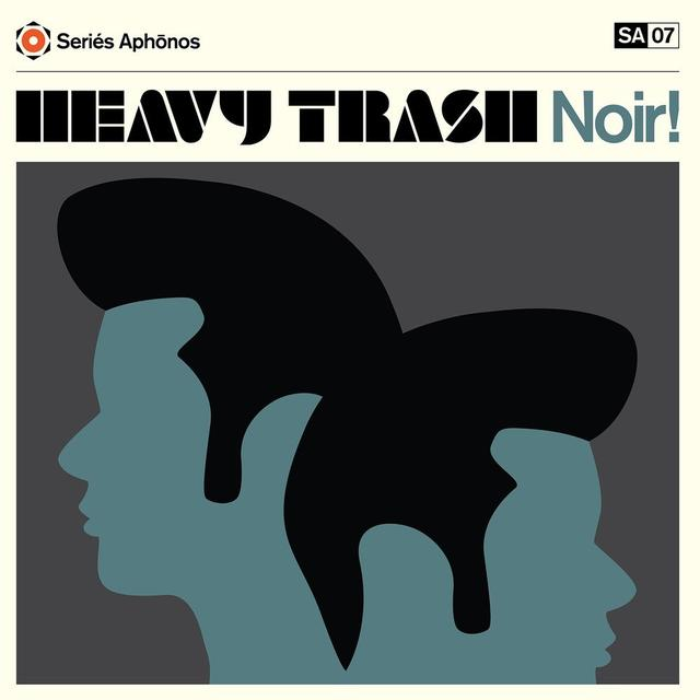 Heavy Trash NOIR Vinyl Record