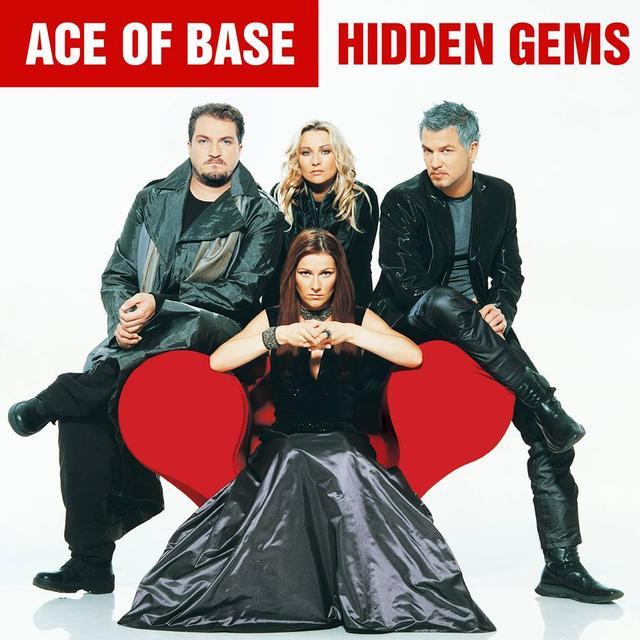 Ace of Base HIDDEN GEMS Vinyl Record - Holland Import