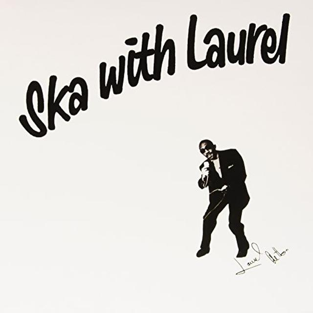 Laurel Aitken SKA WITH LAUREL Vinyl Record - Italy Import