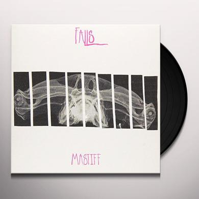 Mastiff FALLS Vinyl Record - UK Import