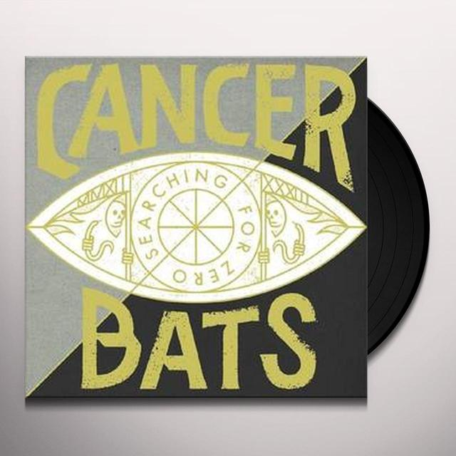 Cancer Bats SEARCHING FOR ZERO Vinyl Record - Canada Release