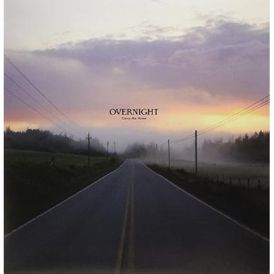 OVERNIGHT CARRY ME HOME Vinyl Record