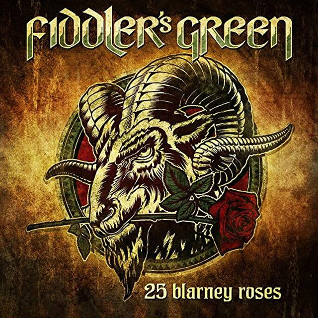 Fiddler's Green 25 BLARNEY ROSES: DELUXE EDITION  (GER) Vinyl Record - Deluxe Edition