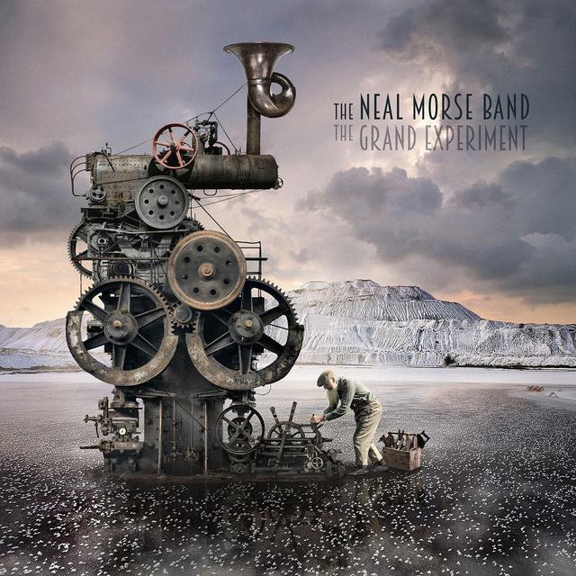 Neal Morse GRAND EXPERIMENT Vinyl Record