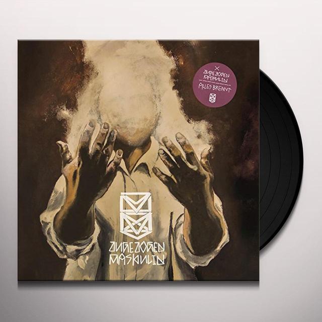 Zugezogen Maskulin ALLES BRENNT (GER) Vinyl Record