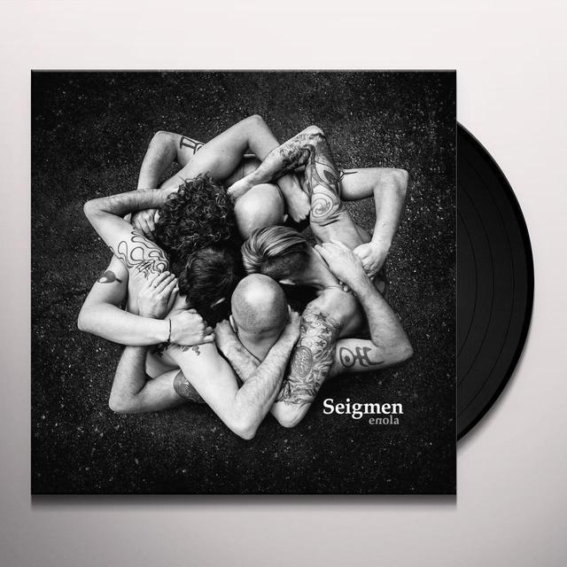Seigmen ENOLA Vinyl Record - UK Import
